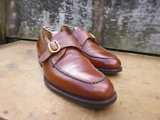 CHURCH MONK STRAP – BROWN / TAN - UK 8 – KILDWICK - EXCELLENT CONDITION