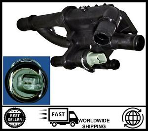 Thermostat + Housing FOR  Citroen C4 1.6 HDI [2004-2011]