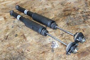 BMW E36 323 325 328 Rear Left & Right Strut Spring Shock Absorber Set 88k OEM
