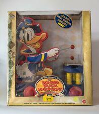 Donald Duck MATTEL Disney Collector Toys; Pato Donald Mattel Edición Limitada