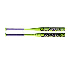 """2018 Worth Mayhem XL All Association Slowpitch Softball Bat: WHEMMU 34"""" 28oz"""