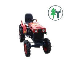 Traktor Schlepper Allrad Kubota B7000 Bulldog neu lackiert und komplett überholt