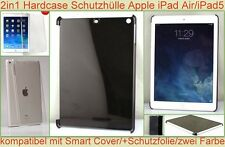Slim Case K Smart Cover bolso cristal funda protectora Apple iPad Air 5 lámina claramente