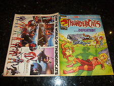 THUNDERCATS - No 3 - Date 04/04/1987 - UK Marvel Comics