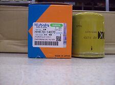 OEM KUBOTA HYDRAULIC OIL FILTER K7561-14070 HHK70-14070 L3301H L3400HST L3700SU