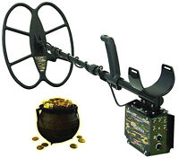 Detech Relic Striker Professional Metal & Gold Detector