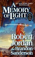 Wheel of Time #14: A Memory of Light by Robert Jordan  (Mass Market Paperback)