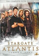 STARGATE: ATLANTIS - SEASON 5 NEW DVD