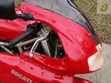 Ducati 900ss Stainless Screw Kit / Bolt Kit for '99 and later, 115 fasteners