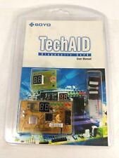 Soyo TechAid Diagnostic CardWith User Manual