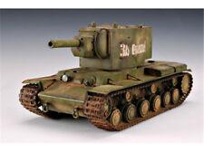 Russia Kv-2 Tank 1/35 tank Trumpeter model kit 00312