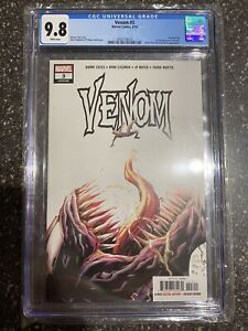 Venom 3 Donny Cates 1st Print CGC 9.8 (First Appearance Of Knull)