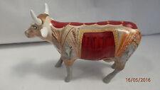 """COW PARADE MEDIUM, """"LA BOVENE"""", Stamford, U.S.A. 2001 BOXED Perfect Cond. # 9172"""