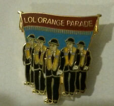 Orange Order Badges