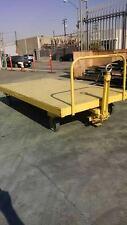 Kenowa Industries Heavy Duty Flat Bed Carts