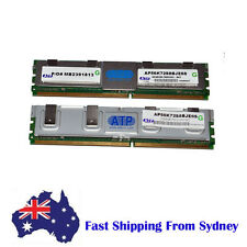 ATP AP56K72S8BJE6S 4GB (2X2GB) DDR2-667 Fully buffered  FB-DIMM Memory