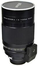 Reflejo-Nikkor Nikon 500mm 1:8 - Espejo -