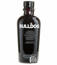 Bulldog Gin – London Dry Gin / 40 % vol. / 1,0 Liter-Flasche