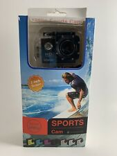 Full HD 1080P SPORTS Cam Waterproof 2.0 Inch Screen Mini DVR Camcorder Helmet Ca