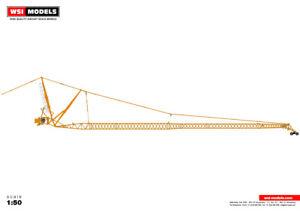 WSI 04-2107 Ausleger gelb für LIEBHERR LTM 1500 JIB YELLOW 1:50 NEU OVP