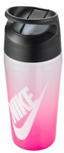 Nike Sports Bottle TR Hypercharge Straw Bottle 16oz - Digital Pink/Anthracite