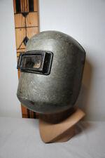 Vintage Ncg 700-3 Fibre Metal Welding Vtg Helmet Hood Steampunk Weld
