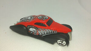 voiture swoop coupe hot rod muscle car V8 dragster hotwheels 1/64 new Hot Wheels