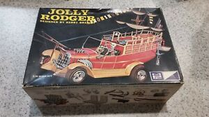 MPC Jolly Rodger model kit designed by Harry Bradley 1:25 scale