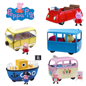 Peppa Pig Character Vehicles Cars & Playsets Kids Toys New/boxed