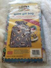 Disney Babies Giant Gift Bag Opens To 35 1/2 X 44� Never Used * Open Package *