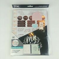 The Happy Planner Wedding Marriage Planner Accessory Pack, Me & My Big Ideas New