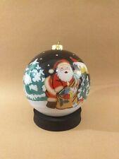 ORIGINAL 1980s  VINTAGE  CHRISTMAS TREE DECORATION 12cms