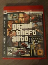 Grand Theft Auto Iv (PlayStation 3, 2008) Ps3
