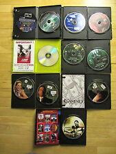 LOT DE 7 FILMS  :  CASINO + MATRIX REVOLUTIONS + 300 + L'ARME FATALE 4 ...   DVD