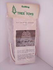 New listing Tree Toys Quilling Bell kit