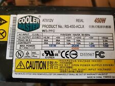 COOLER MASTER Real Power RS-450-ACLX 450W ATX12V Active PFC Power Supply