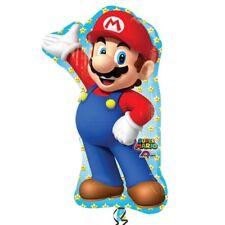 Palloncino mylar Super Shape Disney - Super Mario Cm. 83x55