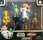 Star Wars - Star Tours 2008 Disney The Muppets Collectible Figure Set New/Sealed