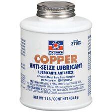 Permatex 31163 Copper Anti-Seize Lubricant High-Temperature 1LB 453g