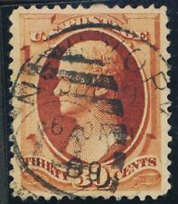 UNITED STATES 217 USED VF LOVELY CDS