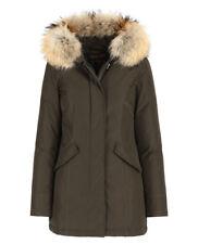 WOOLRICH Luxury ARCTIC PARKA (Slim Fit) DONNA colore VERDE - WWCPS2131SM20.6202