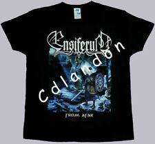 Ensiferum Nero T-shirt da lontano