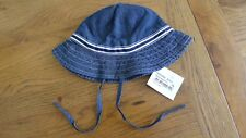 New Christian Dior baby girl sun hat size 0-6 months