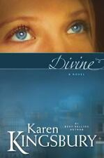 DIVINE a novel by Karen Kingsbury FREE USA SHIPPING paperback  Kingsberry