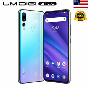 Original UMIDIGI A5 PRO Unlocked Smartphone Octa Core Dual 6.3'' 4GB+32GB Global