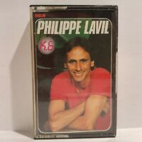 Philippe Lavil - K.6 (Cassette Audio - K7 - Tape)