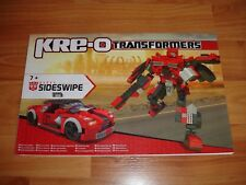 Kre-O TRANSFORMERS SIDESWIPE Toy 31771 manuel d'instruction