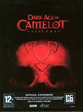Dark Age of Camelot CATACOMBS - Brand New Sealed Big Box - PC-MMORPG