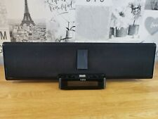 Logic 3 WIS030 Sound Bar Speaker - Ipod Dock with Radio & LCD Clock Display
