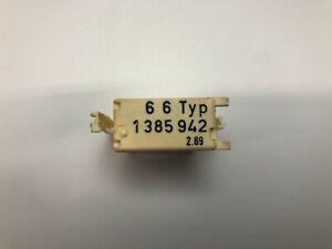 BMW E24 13 Button OBC Coding Plug 635csi L6 (6 6 TYP) 06/1987-1989